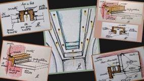 I controsoffitti di gesso rivestito e gli elementi di giunzione