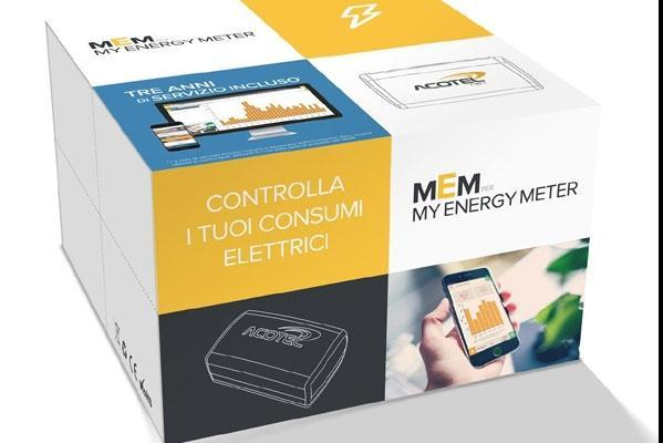 Kit Mem per controllo consumi
