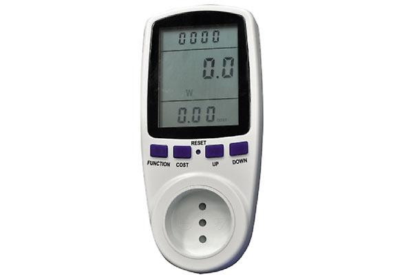 Misuratore di consumo per apparecchi elettrici for Camini elettrici leroy merlin