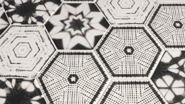 Piastrelle esagonali tradizione e design