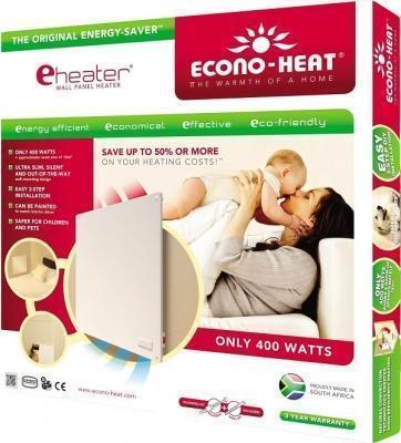 Confezione del pannello radiante ultrasottile elettrico di eHeater