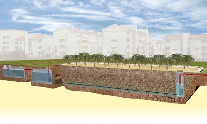 Il recupero dell 39 acqua piovana e delle acque grigie - Depurare l acqua di casa ...