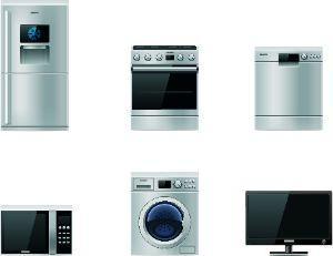 Elettrodomestici di uso comune di casa