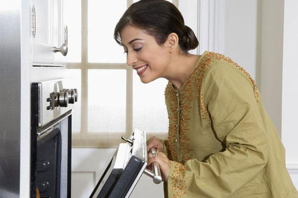 Pulizia del forno elettrico