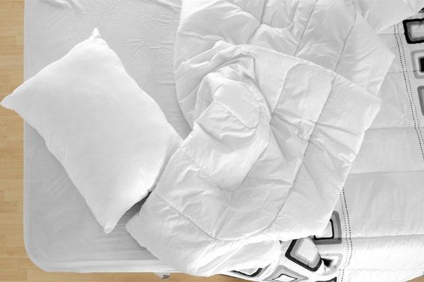Pulizia profonda del materasso