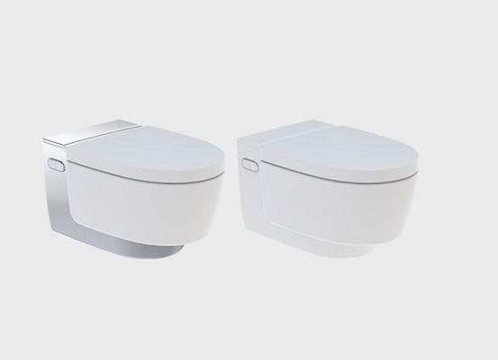 WC autopulente di GEBERIT