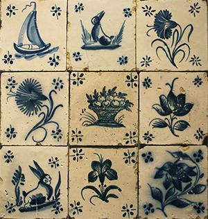 Decorazione tradizionale delle piastrelle - Decorare le piastrelle ...