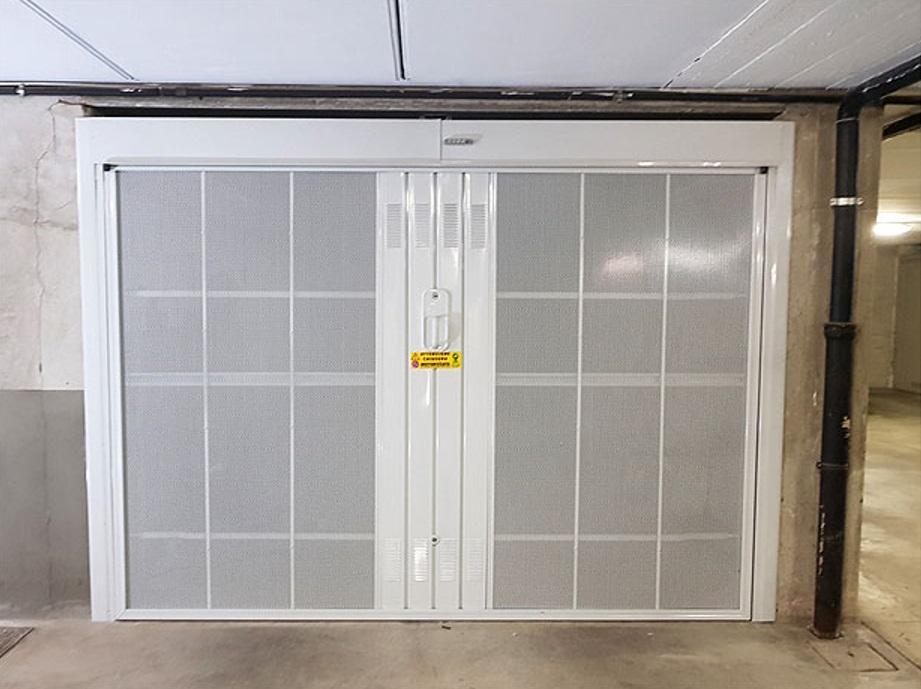 Basculante per garage Officine Locati