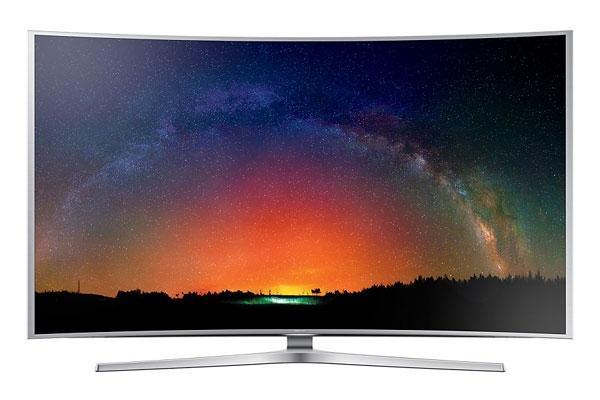 TV curvo Samsung serie 9