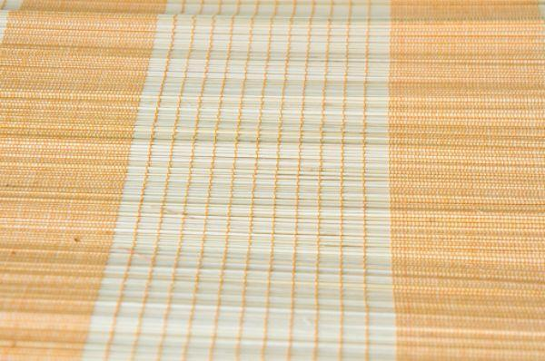 Tappeto in bamboo per la cucina