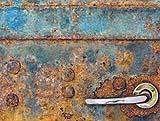 Immagine Paramatti ferro galvanizzato corroso