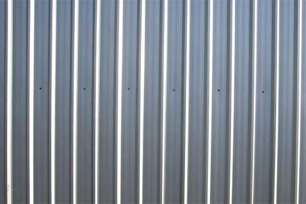 Immagine Paramatti di alluminio anodizzato