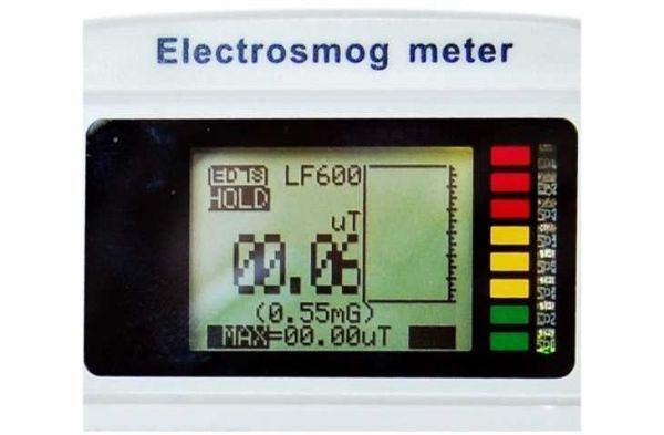 Dispositivo inquinamento elettromagetico di Tommesani