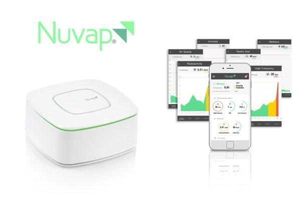 Rilevatore fonti elettromagnetiche wi fi Nuvap 1