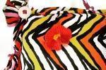 Dettaglio della decorazione su cuscino fai da te