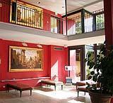 Dipinti di Patrizia Trevisi, realizzati per la Hall di un prestigioso albergo