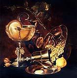 Natura morta, dipinto eseguito da Patrizia Trevisi