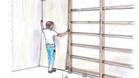 Come applicare pannelli di rivestimento a parete