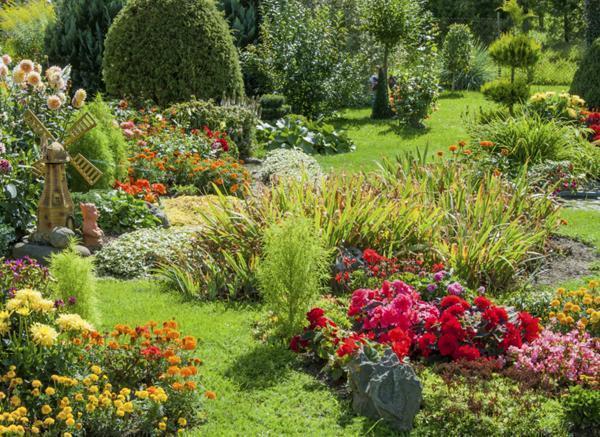 Elementi per la progettazione del giardino