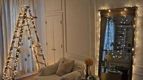 Idee creative per alberi di Natale fai da te