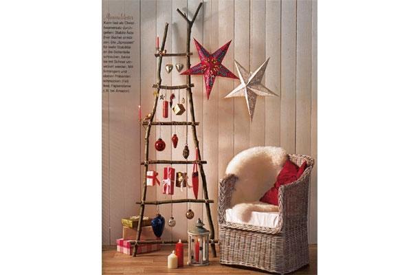Scala albero Natale Decodir.com