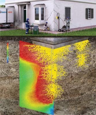 Soluzione ai cedimenti in fondazione con le resine espandenti