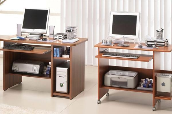 Scrittoio la scrivania salvaspazio for Scrivanie per computer mondo convenienza