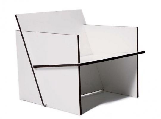 Poltrona da Ufficio di Mario Pagliaro Design