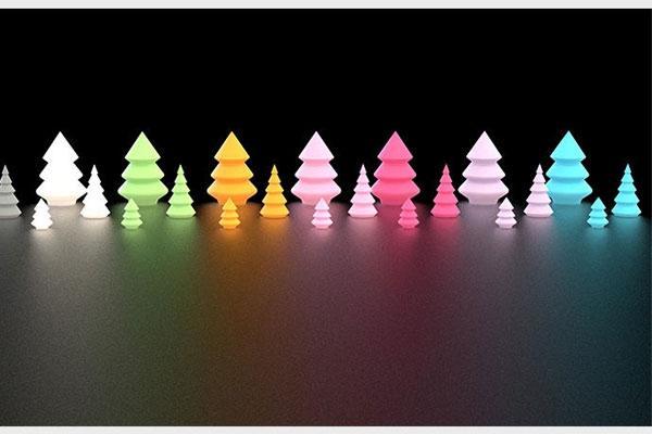 Luce ad Albero di Arkema Design