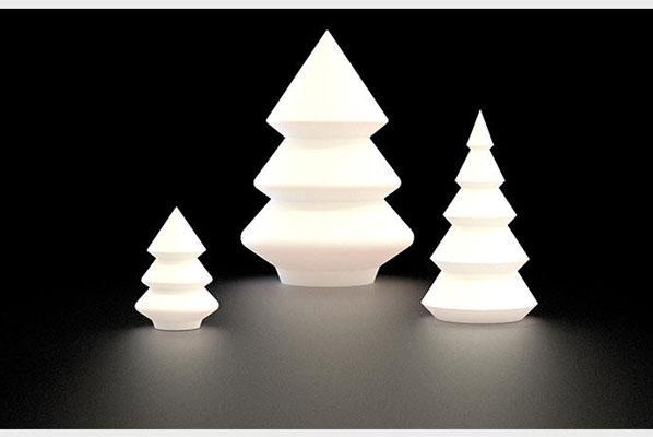 Arkema Design luce ad albero di Natale