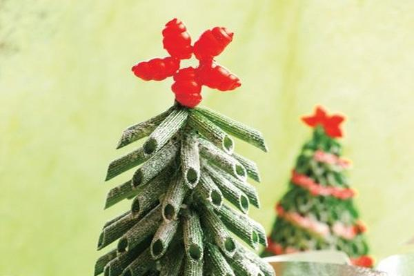 Decorazioni natalizie fai da te for Idee per centrotavola di natale