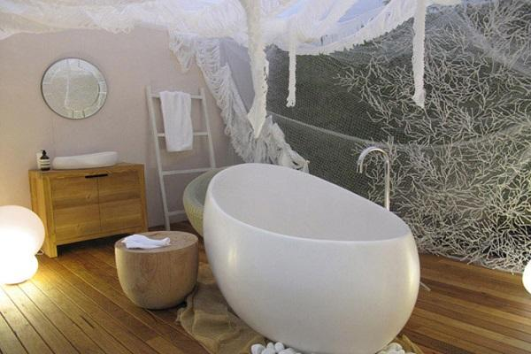 Vasche in pietra un mix di tradizione e innovazione - Vasca da bagno in pietra ...
