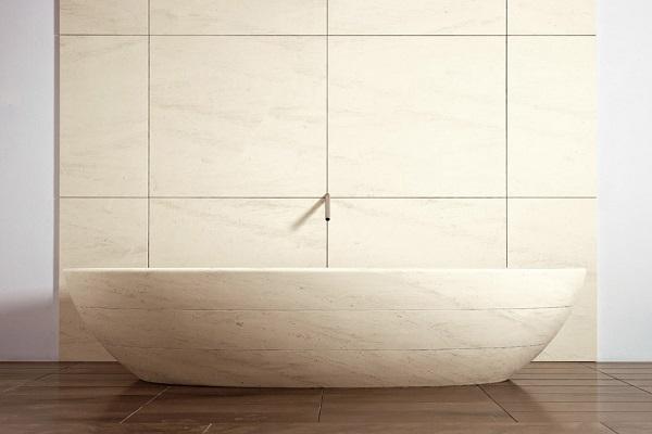 Vasca in pietra Tinozza di Pibamarmi