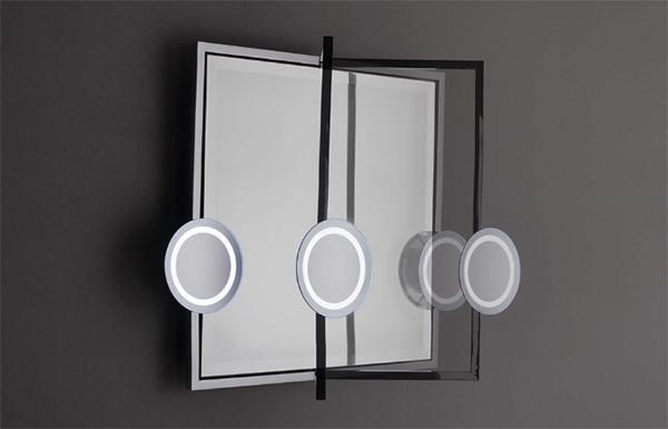 Specchio Satellite di Vanità Casa