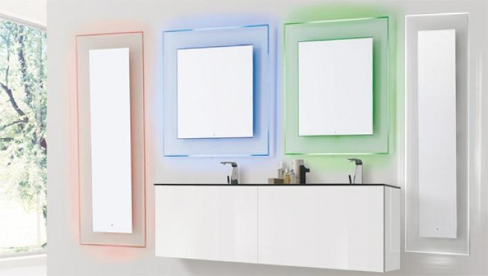 Specchio Boreale di Vanità Casa