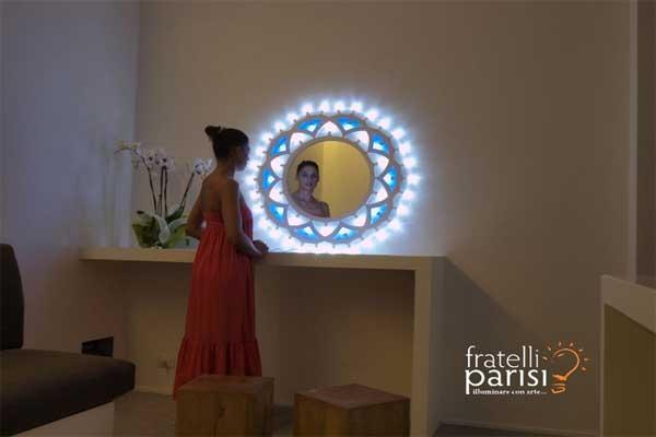 Rosone Specchio di Fratelli Parisi