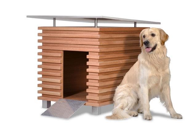Cuccia Chalet per cane di FormaItalia