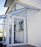 Veranda di accesso Metra