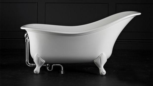 Vasche da bagno retr belle e intramontabili - Vasche da bagno esterne ...