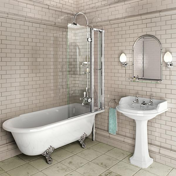 Vasche da bagno retr belle e intramontabili - Aspiratore bagno senza uscita esterna ...
