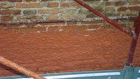 Intonaco deumidificante per pareti umide