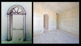 Archi e piattabande - Porte interne ad arco ...