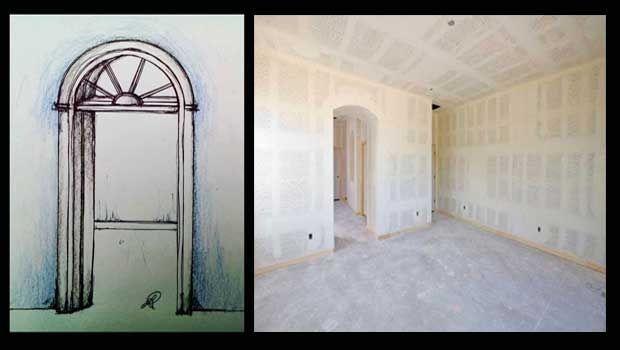 Impreziosire la casa con le porte interne ad arco