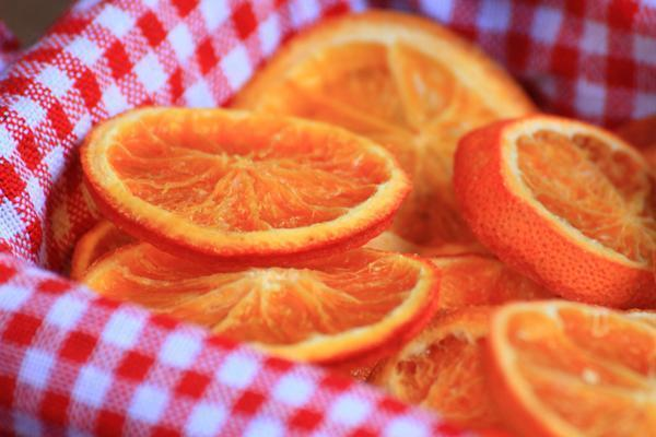 Addobbi con arance