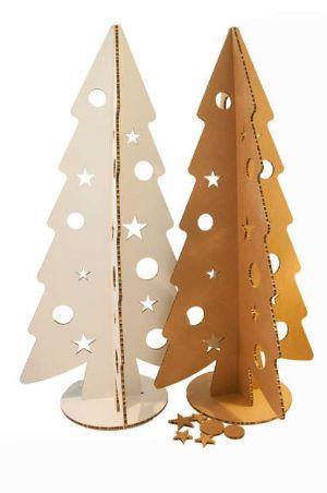 Albero di Natale in cartone di Marameo Design