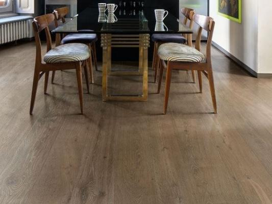 Parquet flottante in rovere - Woodco