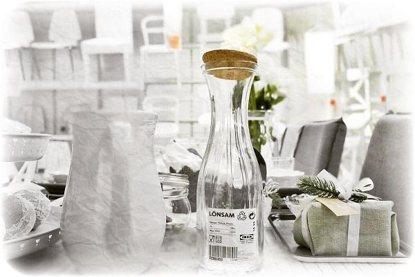Caraffa Lonsam di Ikea