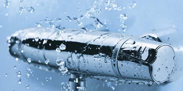Un miscelatore termostatico rende la doccia un'esperienza piacevole e rilassante. Dal sito dell'Azienda Grohe.