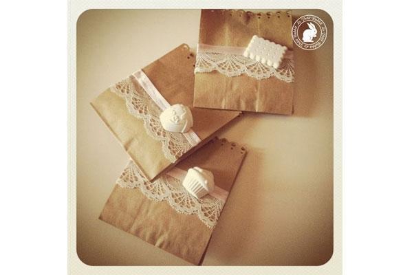 Idea per confezionare regali di Lepetirrabbit.blogspot