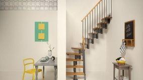 Le mini scale per appartamenti di piccole dimensioni